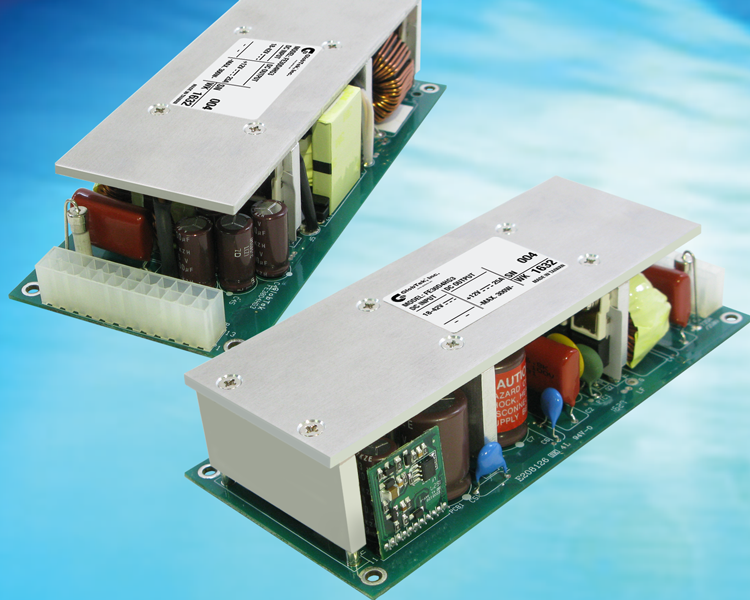 Open Frame Medical 300W DC/DC Switching Power Supply Offers superior Isolation and high performance with a 12-32VDC input and 12VDC Output.  The FE30D4HG3-F Open Frame Power Supply is a compact and energy...
