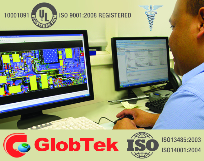 GlobTek Gains Multiple ISO Certifications