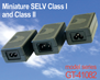 Miniature SELV Class I and Class II 18W External Desktop Power Supplies updated to latest International and European standards EN 60950-1:2006; A11; A1; A12 model series GT-41082-T2 and -T3(A) CB