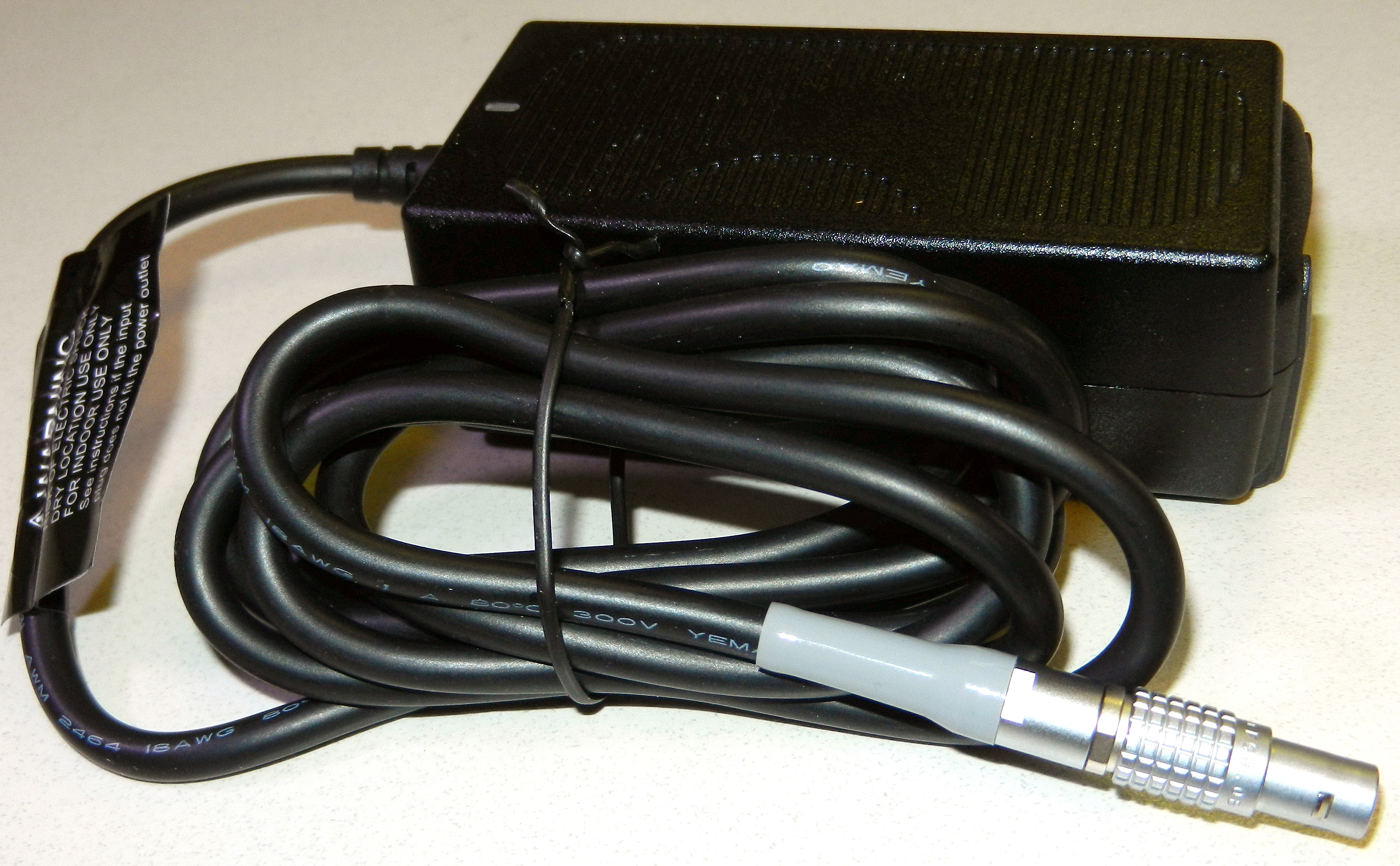 GlobTek offers power supplies and cable assemblies with 5-Pin ...