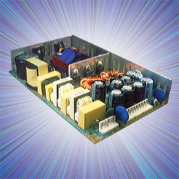 Power Supplies Open Frame Switchmode Quad Output 200W High Reliability w/Active PFC (0.98 min)