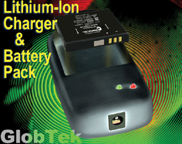 Lithium-Ion and Lithium Polymer Battery Pack