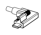 Type-C Right Angle with 1 Screw