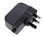 GTM86100-10VV-W2U, ICT / ITE / Medical Power Supply, Wall Plug-in, AC Adaptor Power Supply AC Adaptor, , Input Rating: 100-240V~, 50-60Hz, UK BS 1363, 2 Blade w/Dummy Ground Class II, Output Rating: 10 Watts, Power rating with convection cooling (W) , 5-5.2V in 0.1V increments, Approvals: CB 60335; UKCA; China RoHS; Double Insulation; VCCI; Level VI; RoHS; WEEE; S-Mark IEC/EN 60601-1 (pending); EAC; CB 62368; UKCA; IP22; cETLus 62368-1; CE; CB 60601-1;
