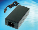 GT-21131, ITE Power Supply, Desktop/External, Regulated Switchmode AC-DC Power Supply AC Adaptor, , Input Rating: 100-240V~, 50-60 Hz, IEC 60320/C14 AC Inlet Connector, Class I, Earth Ground, Output Rating: 72 Watts, Power rating with convection cooling (W) , 12-24V in 0.1V increments, Approvals: WEEE; Class I; Ukraine; GOST-R; China RoHS; PSE; CE; RoHS; CCC; VCCI; LPS; cULus; CB 60950; IP40; SIQ; PSE; PSE;