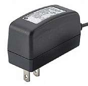 GT-86180-18VV-W2, ITE Power Supply, Wall Plug-in, Regulated Switchmode AC-DC Power Supply AC Adaptor, , Input Rating: 100-240V ̴ , 50/60Hz, NEMA 1-15P, North America Blades, Class II 2 Conductors, Output Rating: 18 Watts, Power rating with convection cooling (W) , 9-14V in 0.1V increments, Approvals: cULus; EAC; WEEE; VCCI; Double Insulation; CE; RoHS; China RoHS; LPS; Ukraine; PSE; SIQ;