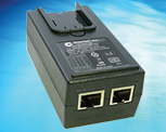 GT-96300-36VV-R3A-PP, PoE, Passive Power Injector, Wall Plug-in+Desktop Combination, Single Port Passive Power Over Ethernet Midspan (Passive/Dumb PoE PSE) Power Supply AC Adaptor, , Input Rating: 100-240V~, 50-60 Hz, IEC 60320/C6 AC Inlet Connector, Class I, Earth Ground  ( aka \