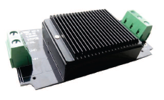 GTDP3025L0412-F, ITE Power Supply, Desktop/External, DC-DC, , Input Rating: 9-60 VDC, Terminal Block, Output Rating: 25 Watts, Power rating with convection cooling (W) , 4V, 12VV in 0.1V increments, Approvals: